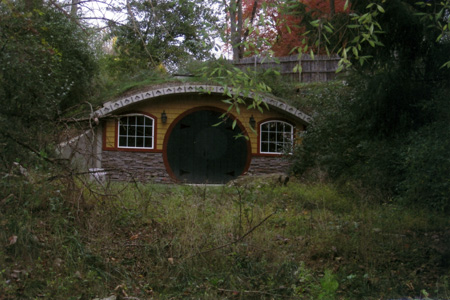 construction photos – my hobbit shed