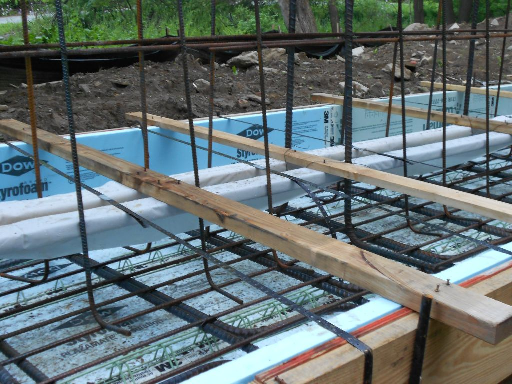 Of Rebar and the Tying of Steel. – My Hobbit Shed
