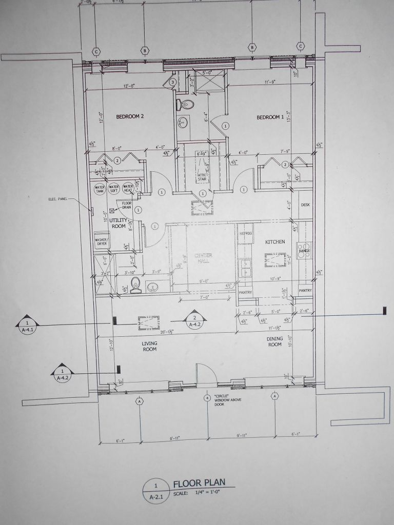 Of Floor Plans and Hobbit House Elevations. – My Hobbit Shed
