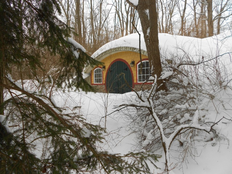 My Hobbit Shed.