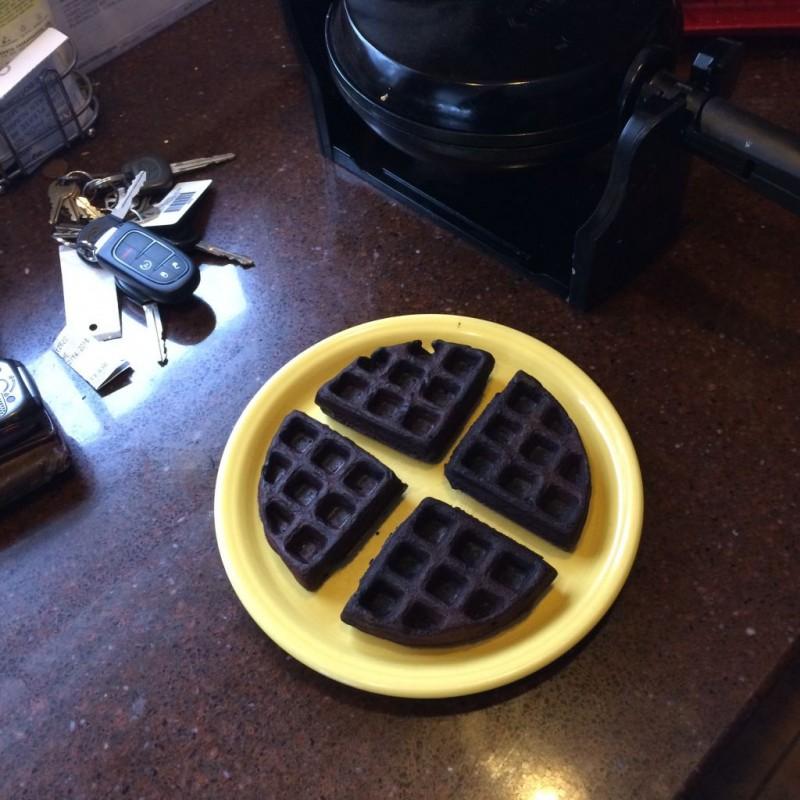 Waffle anyone?